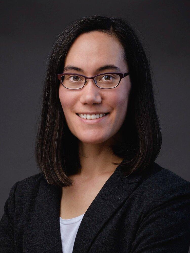 Elizabeth Crawford vestibular physiotherapist