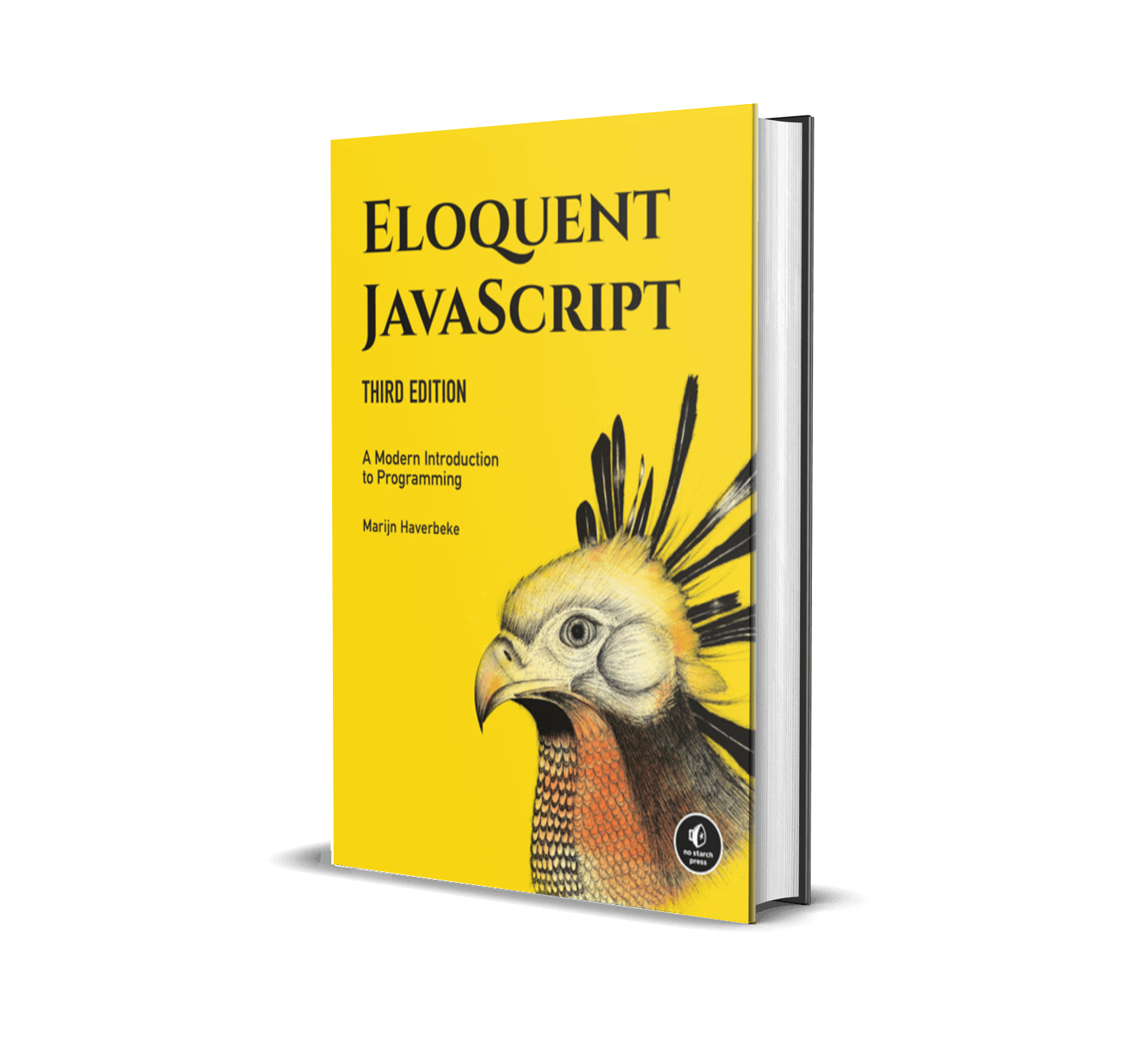 """Best Book for Intermediate Coders: Eloquent Javascript - Eloquent Javascript 3rd edition covers a rare territory: it is not for complete beginners. It can benefit programmers who have been coding for years. In a market saturated with programming books for beginners, Eloquent Javascript is refreshing. It gets you to think deeper about the """"why"""" and re-kindles excitement for the craft.""""Like a warm cup of tea on a cold winter day,"""" reading Eloquent Javascript is like cracking open a magical spell book."""