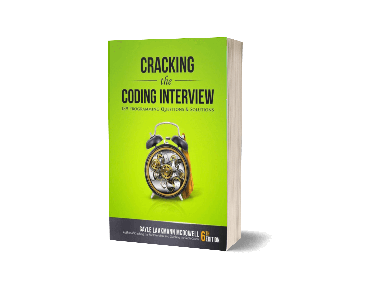 Most Complete Code Interview Guide: Cracking the Code Interview - Cracking the Code Interview is a well-regarded book that is monolithic in size: 17 thick chapters of gruelling interviewing questions as well as additional advice: how to behave during interviews, think about Big O notation, and how to handle offers and rejections. What this book has to offer is hard work and big rewards.