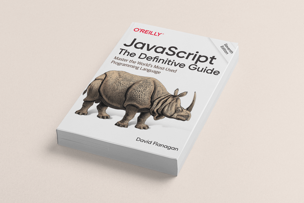JavaScript: The Definitive Guide  freshly released its new edition in August 2020. The book is about 30% smaller than the original.