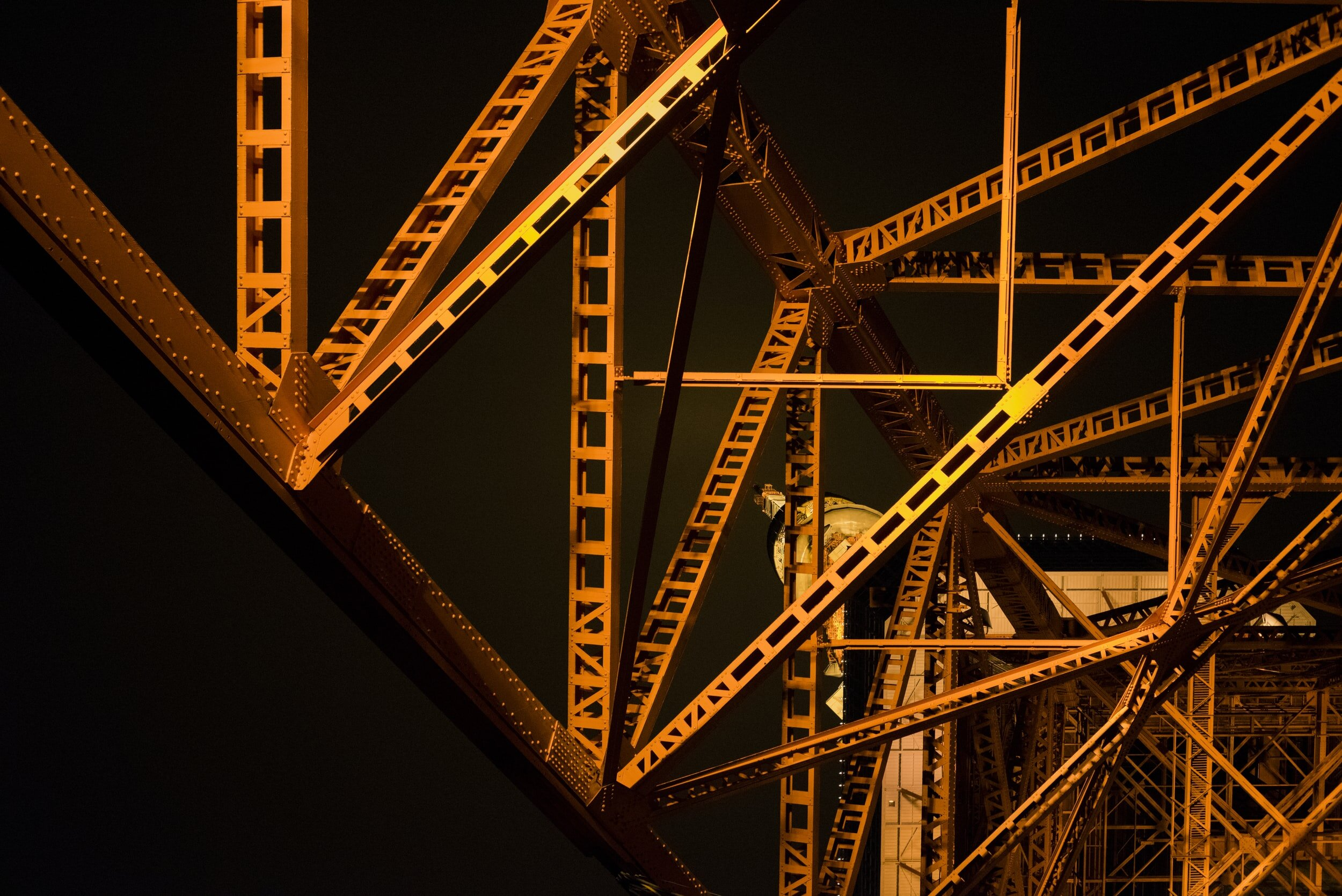 Scala is a strong, structural language. The language is operated like building the strong structure of a bridge.
