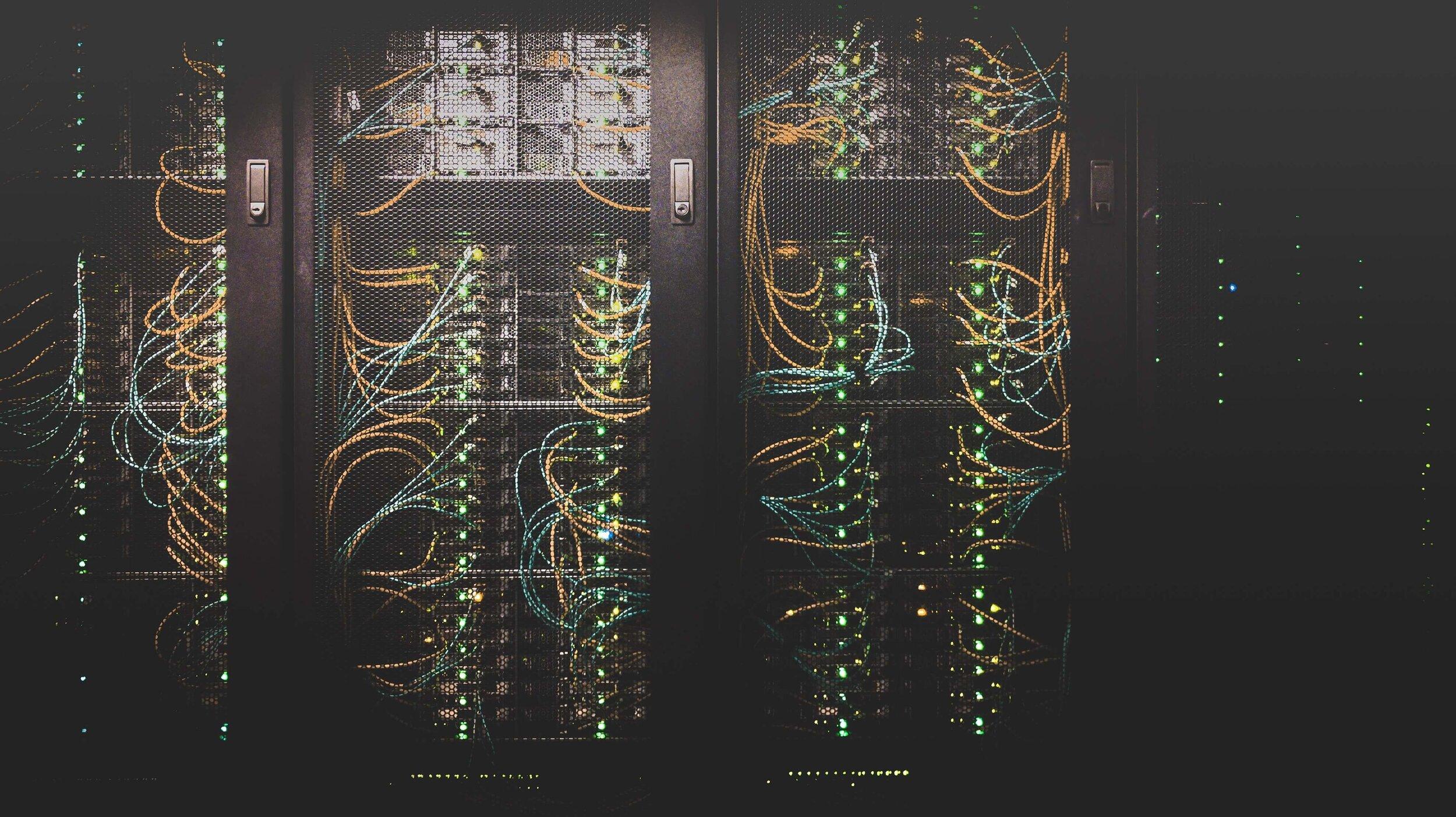 wall-of-servers