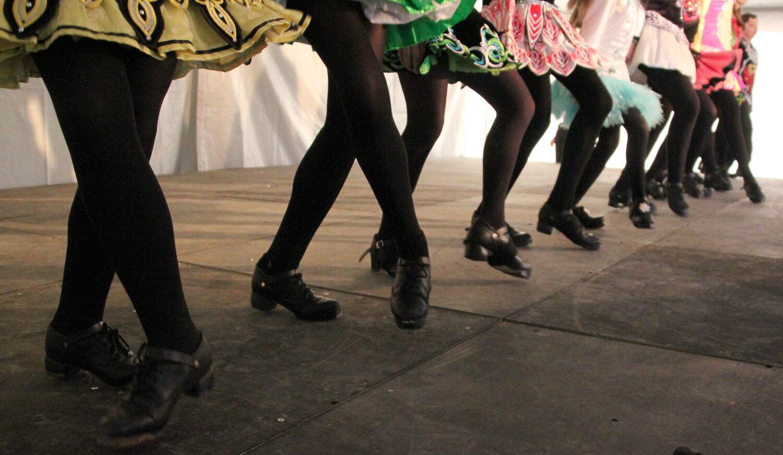 Cotton Eyed Joe - Irish Dance meets NC Clogging!