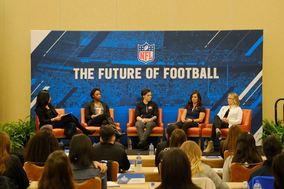 The 2019 Women's Careers in Football Forum | NFL