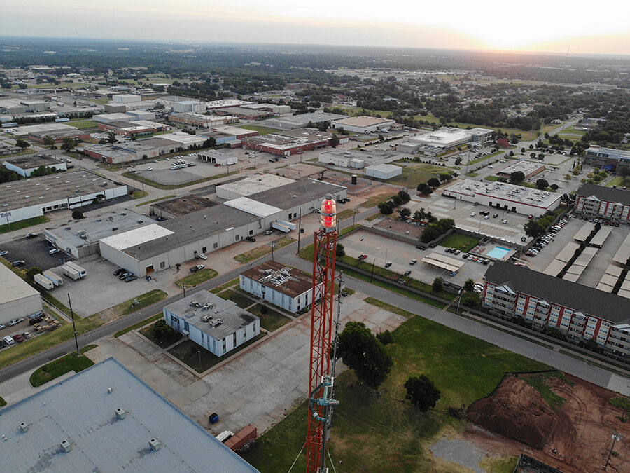 Drone Roof Inspections Crossroads Roofing Supply