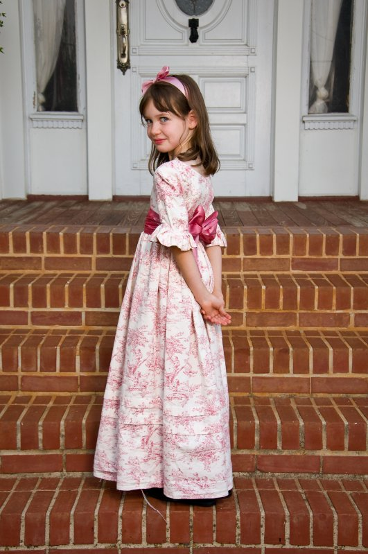 Let S Make Colonial Costumes For Girls