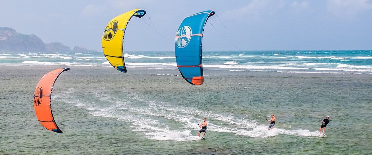 Freeride Big Air Kite Template All About Kite