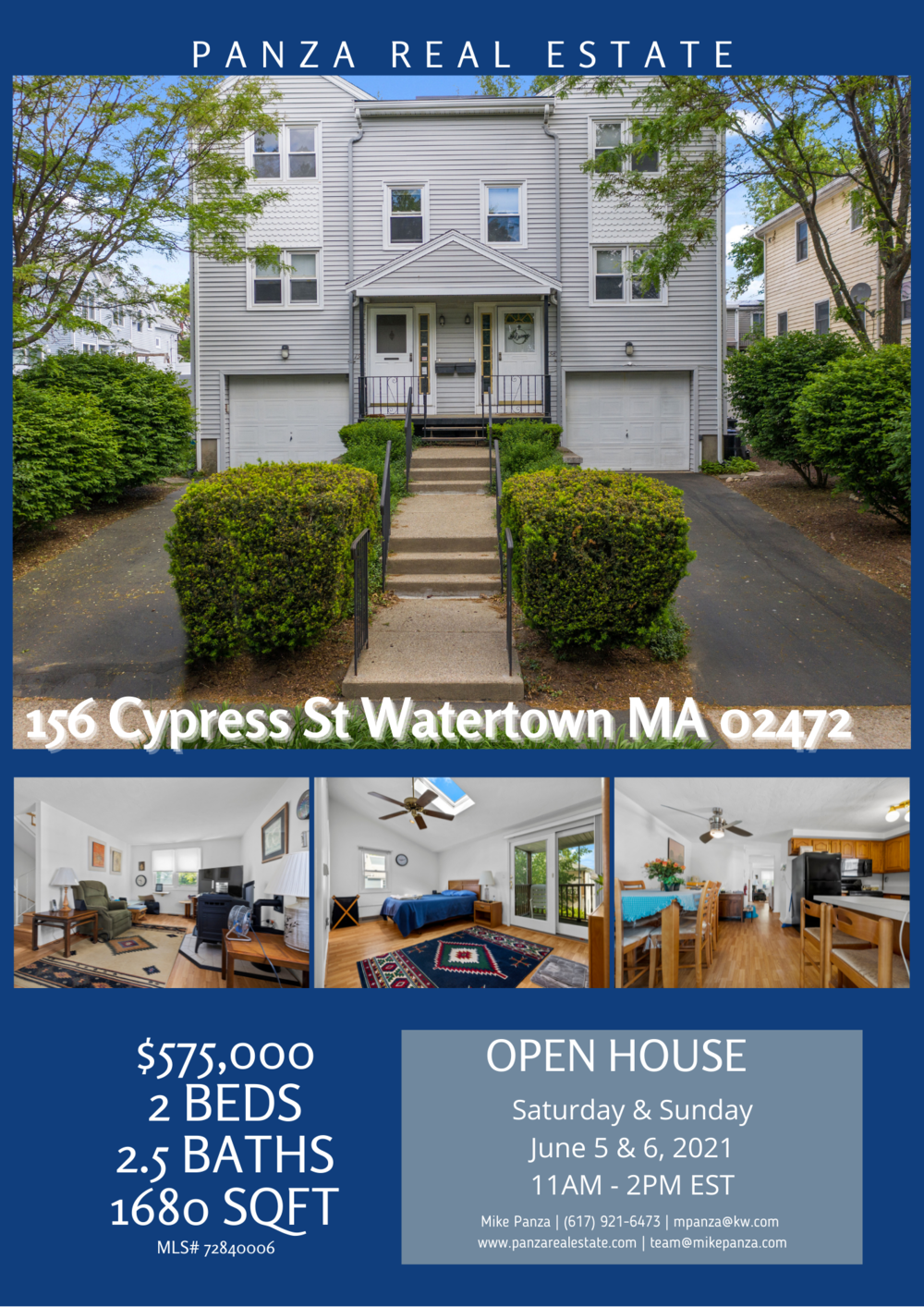Open House Flyer - 156 Cypress St.png