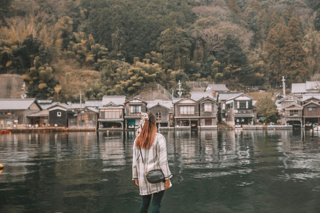 Ine No Funaya, a fishing village like Venice of Japan — CONNIE AND LUNA