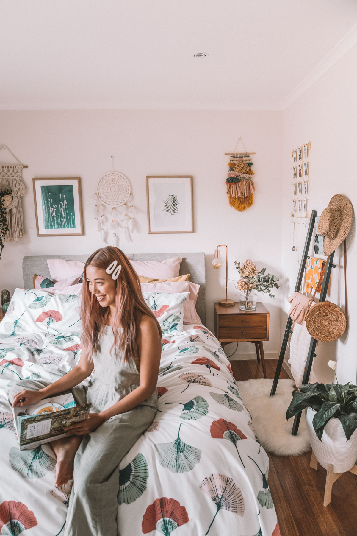 Three Ways To Refresh Your Bedroom With Ikea Connie And Luna
