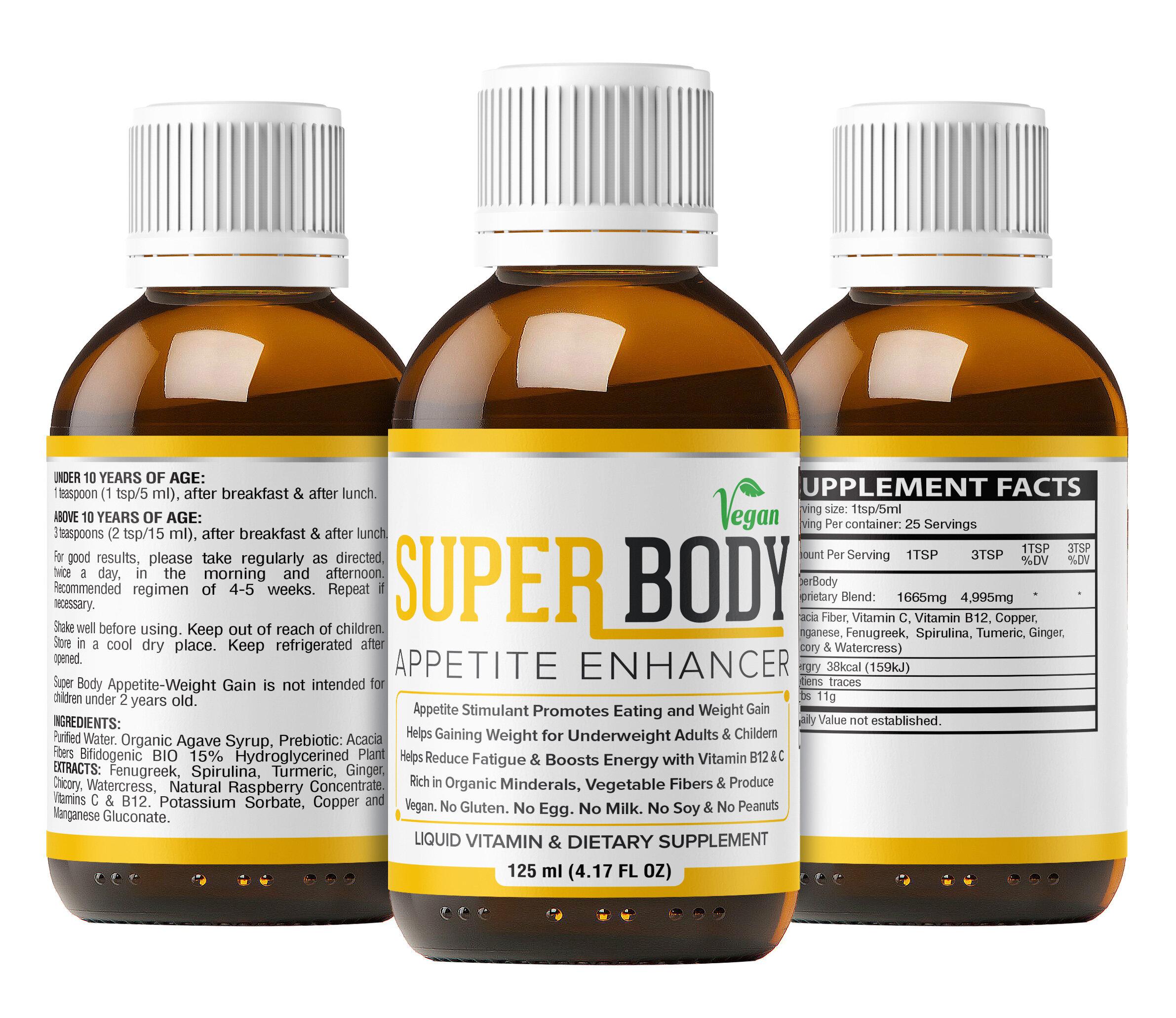 Weight Gain Supplements Eatup Appetite Enhancer