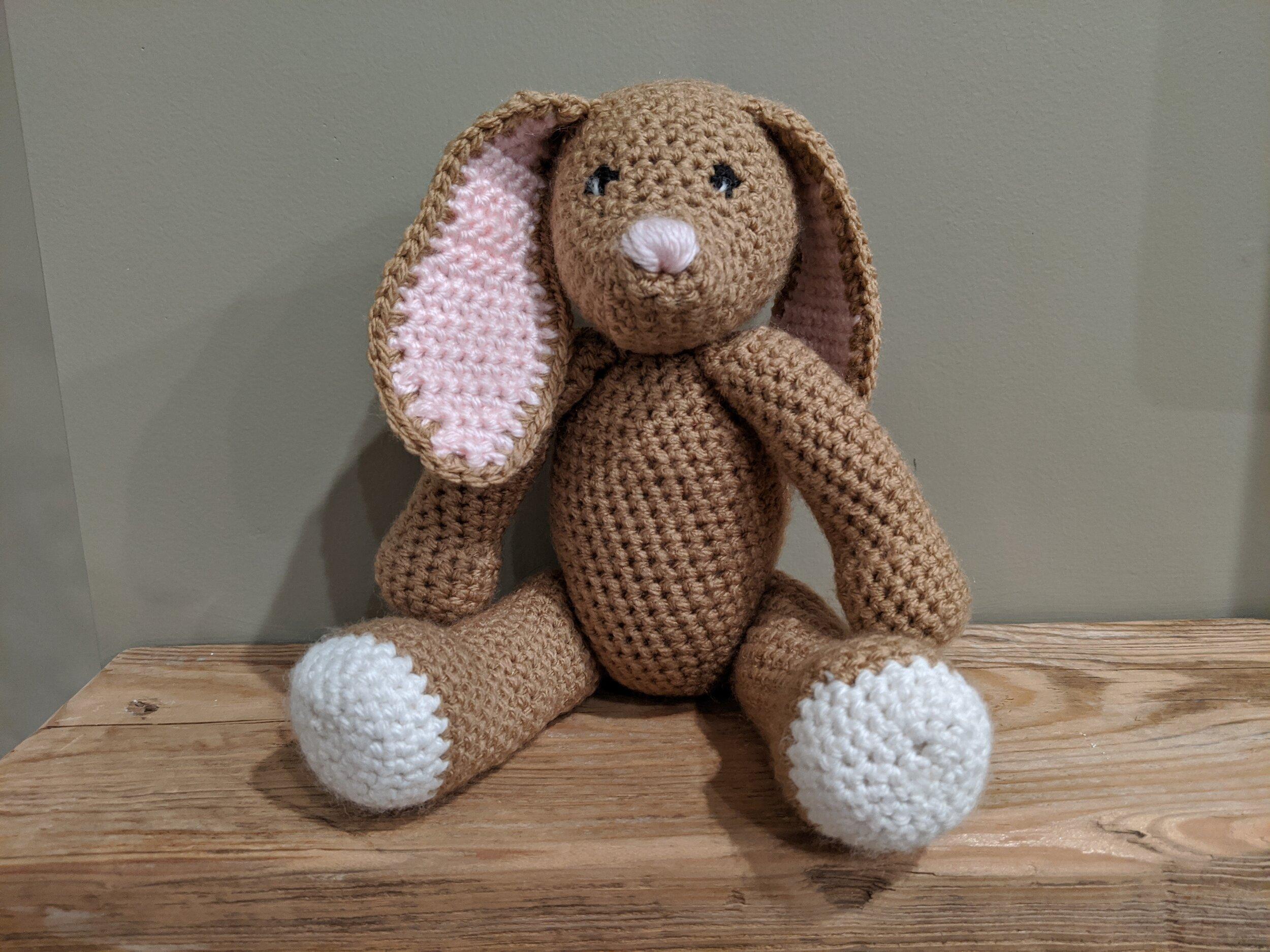 Emma the Easter Bunny: Free Amigurumi Pattern - Nea Creates | 750x1000
