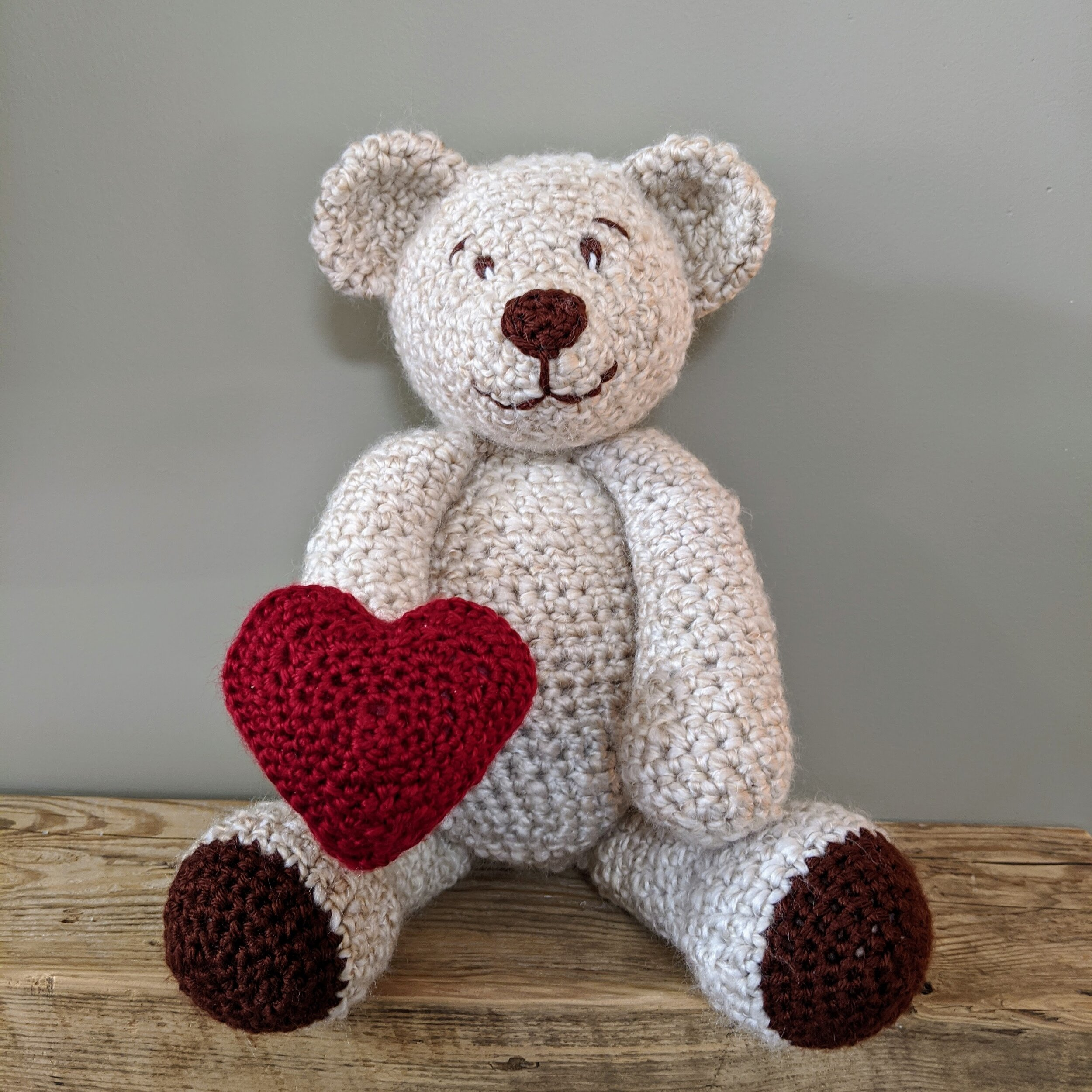 34 Crochet Teddy Bear Patterns | Guide Patterns | 1000x1000