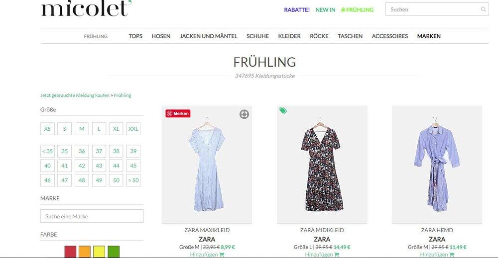 Second Hand Online Shops Im Vergleich Hey Holistic