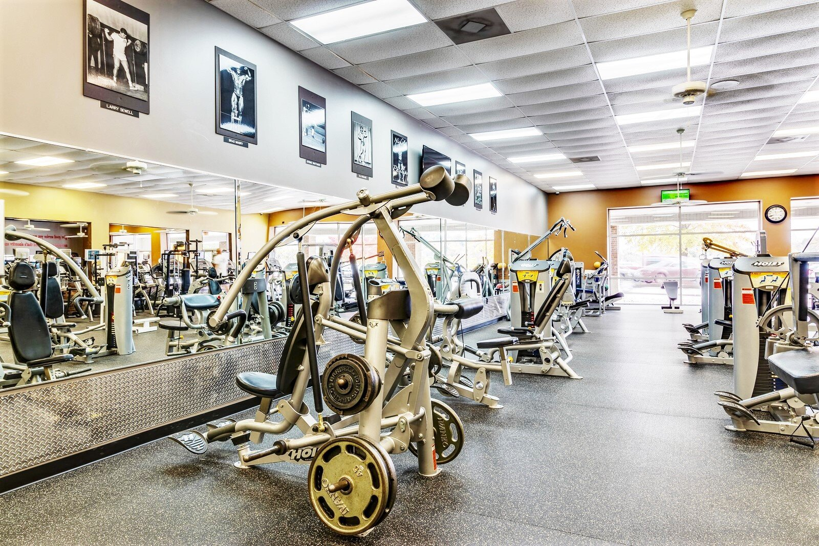 Harvey S Gym Columbia Tennessee 2020 Real Estate Photographer Pro