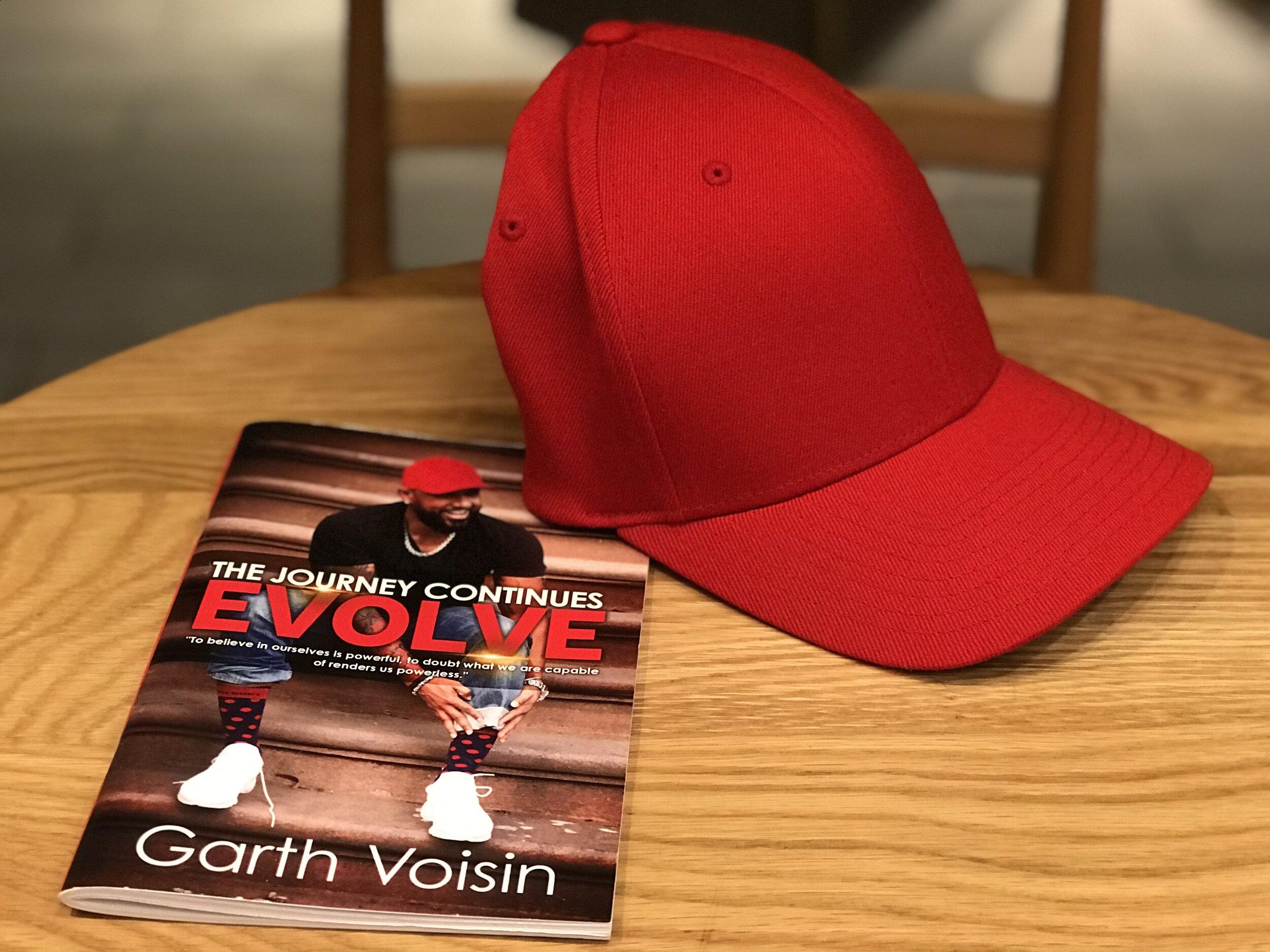 Image result for garth voisin red hat