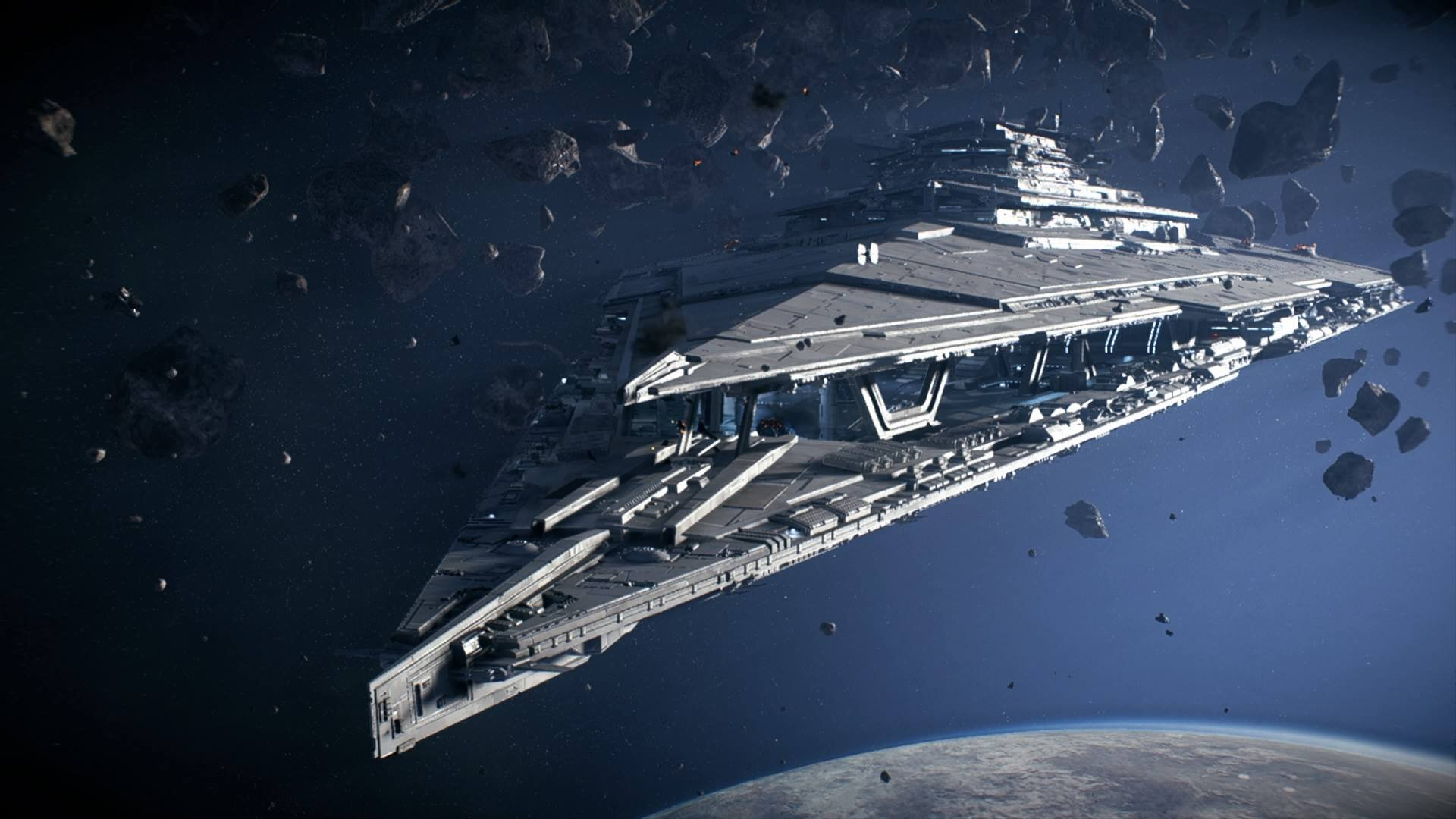 So The Xyston Class Star Destroyer Is Pretty Awful Motordiction
