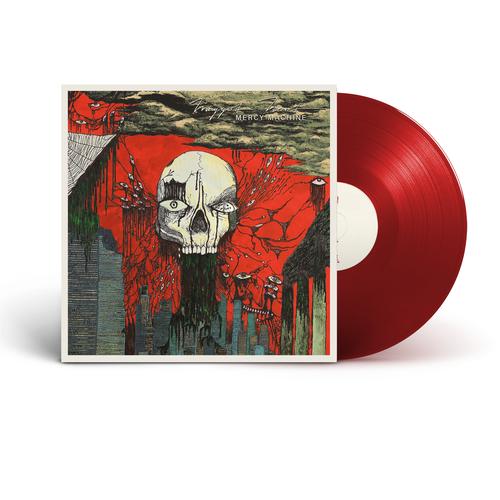 Maggot Heart: Asfalto, Oscuridad y Guitarras Red+vinyl+