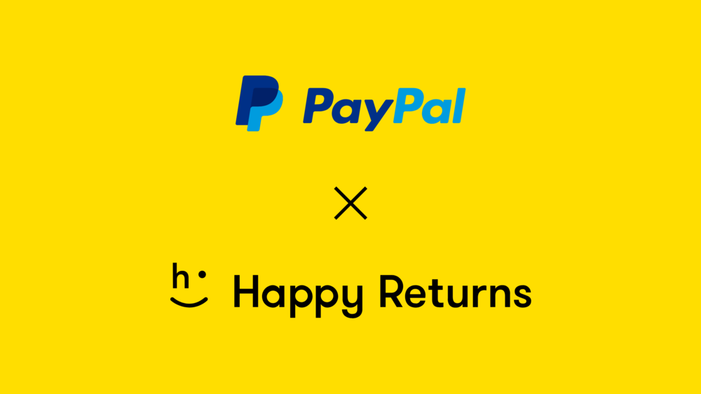 Online returns firm Happy Returns joins forces with PayPal