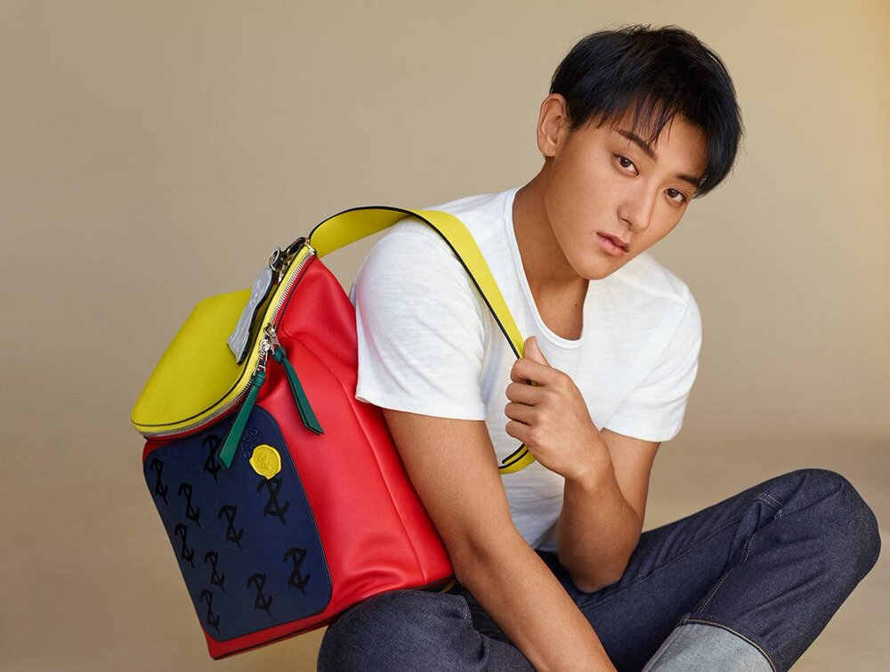 "The limited-edition ""Z. Tao Goya"" backpack (Image: PR)"