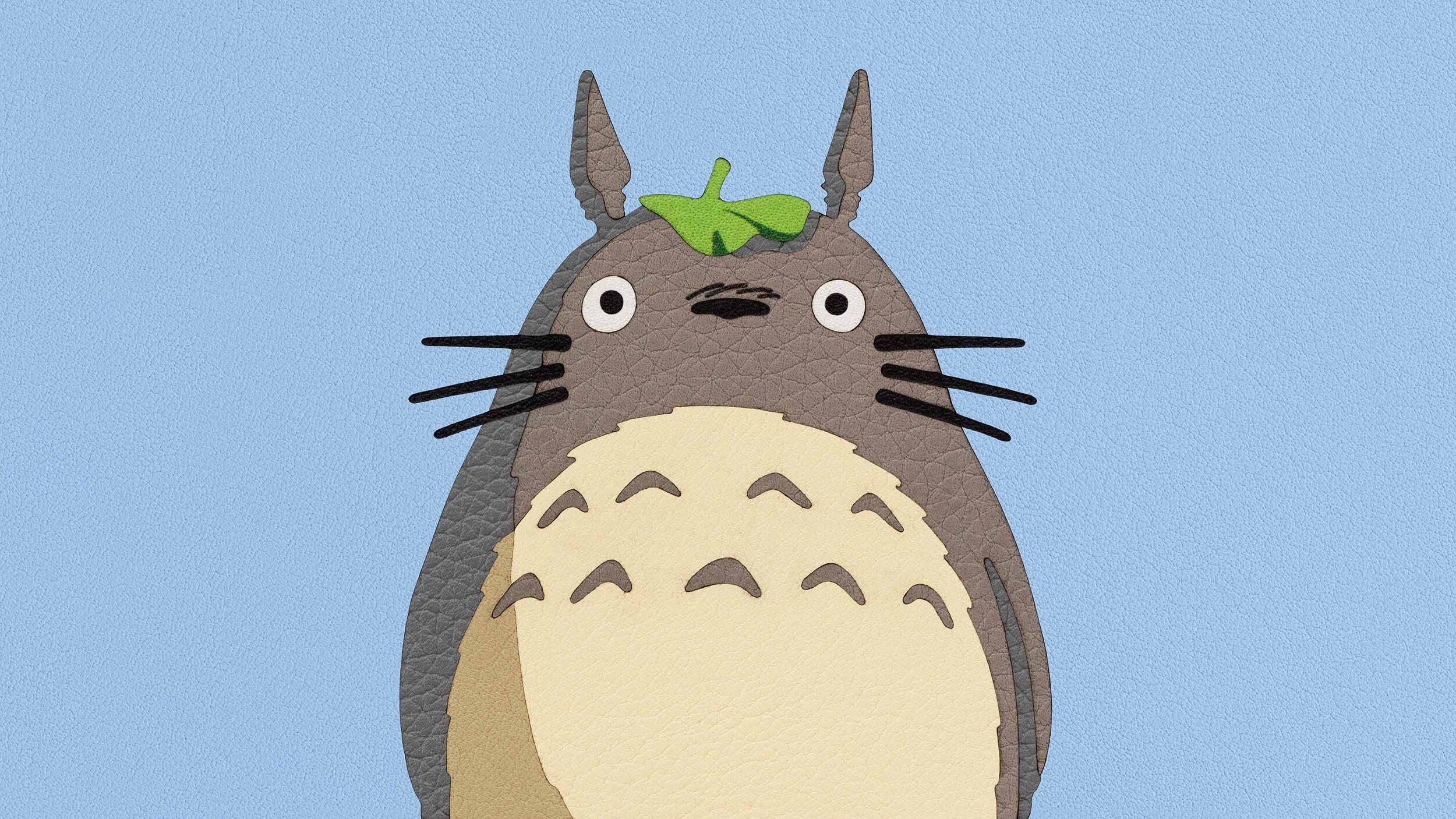 Loewe x My Neighbor Totoro (2021)