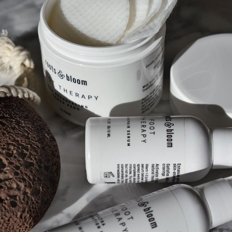 Roots & Bloom Foot Therapy Products