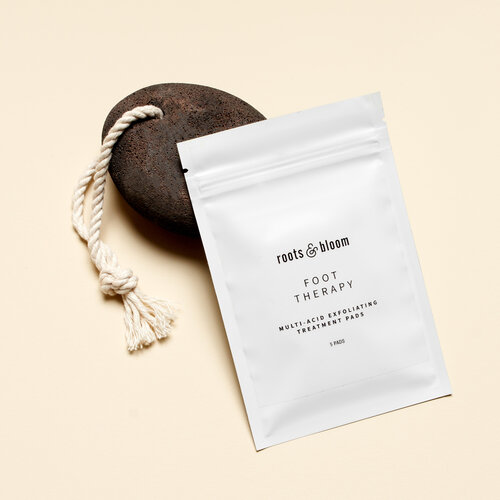 Roots & Bloom Try for 5 Exfoliating Pads for Feet