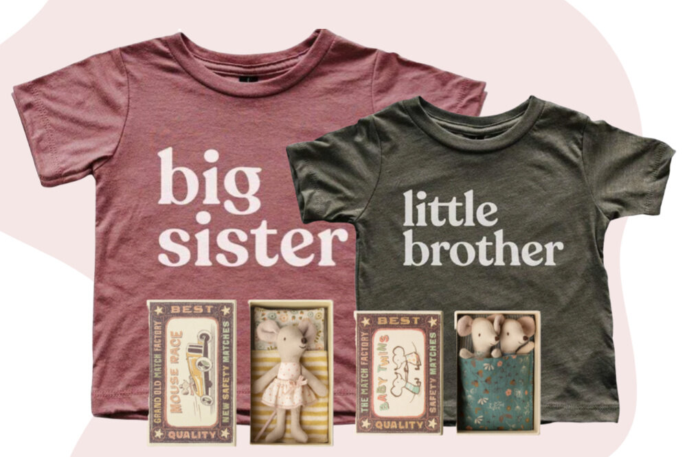 Sibling Gift Ideas From The New Baby Milowe