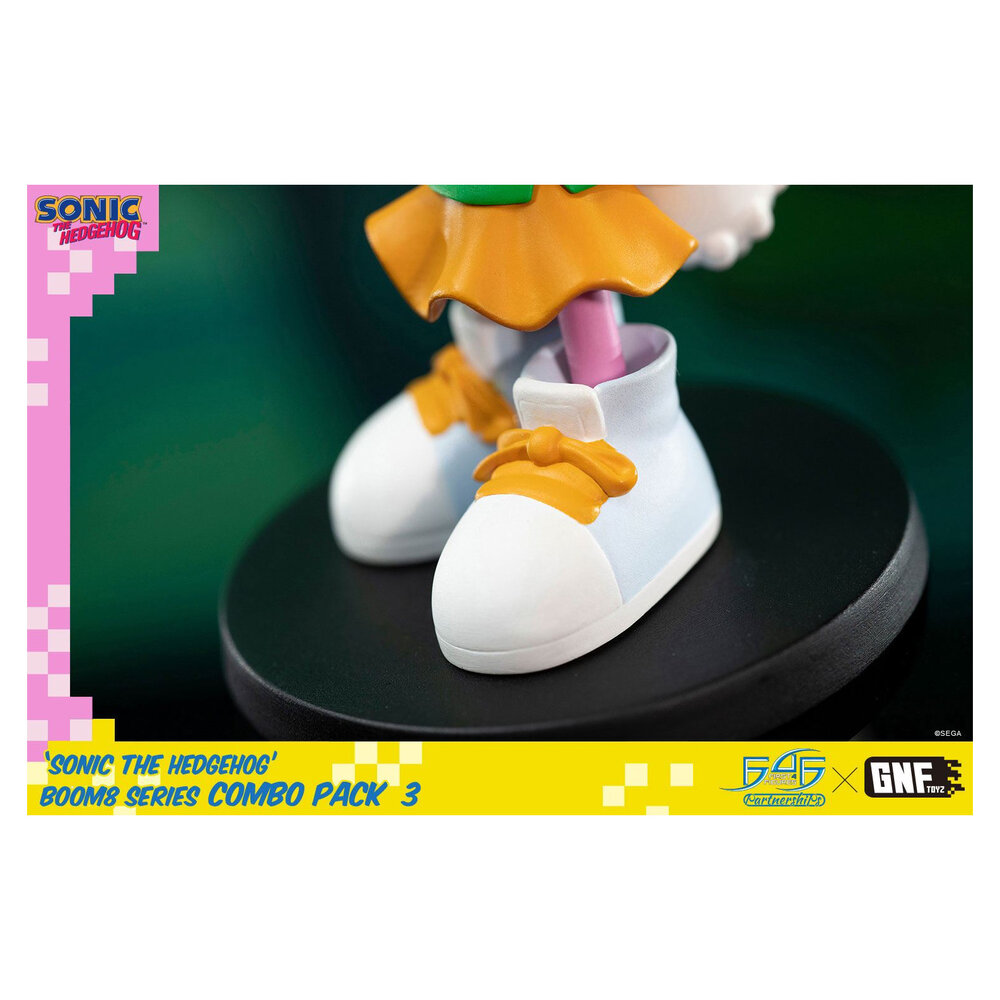 Sonic The Hedgehog Boom8 Series Pvc Figure Vol 05 Amy 8 Cm Maria S Den