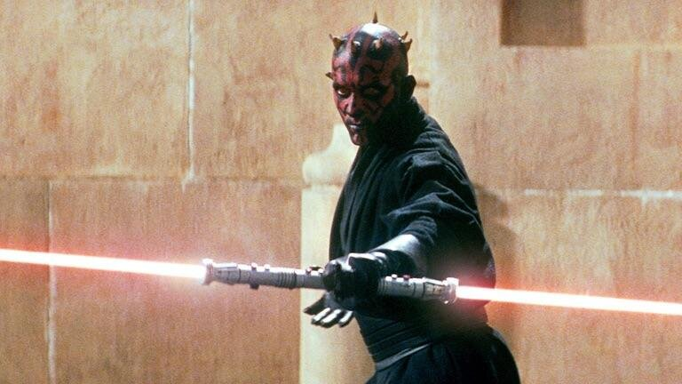 The Darth Maul Lightsaber Dx Sabers