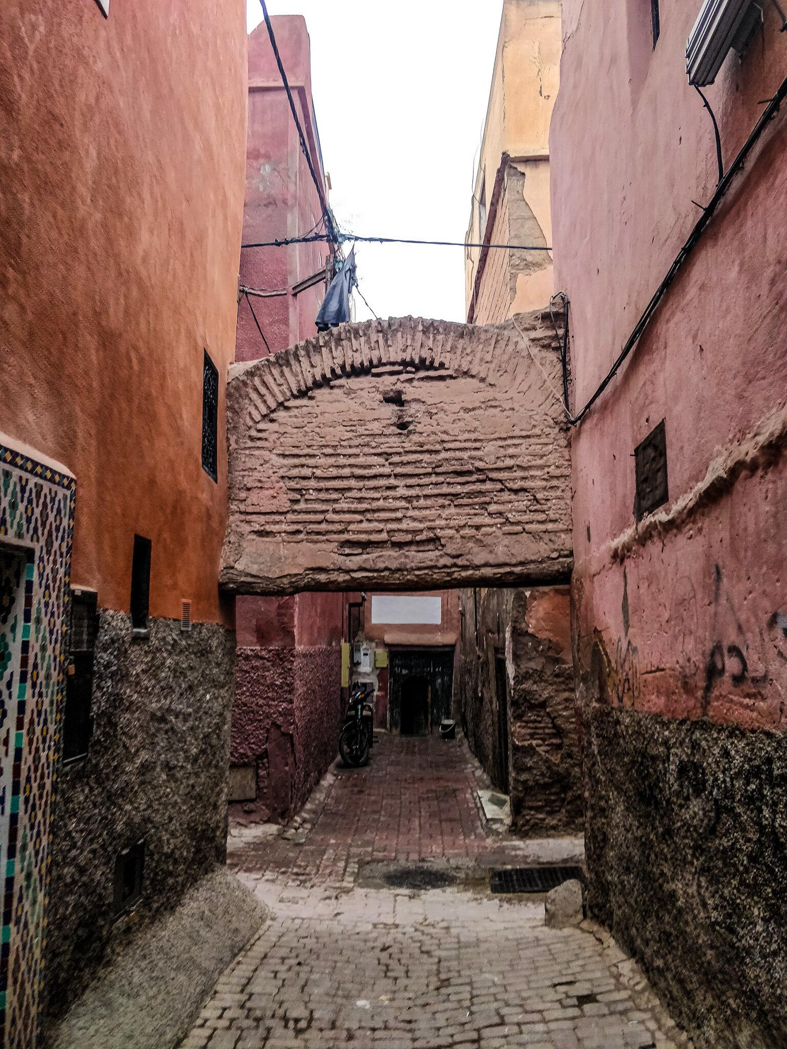 Intalnirea omului Marrakech. Intalnirea femeii frumoase