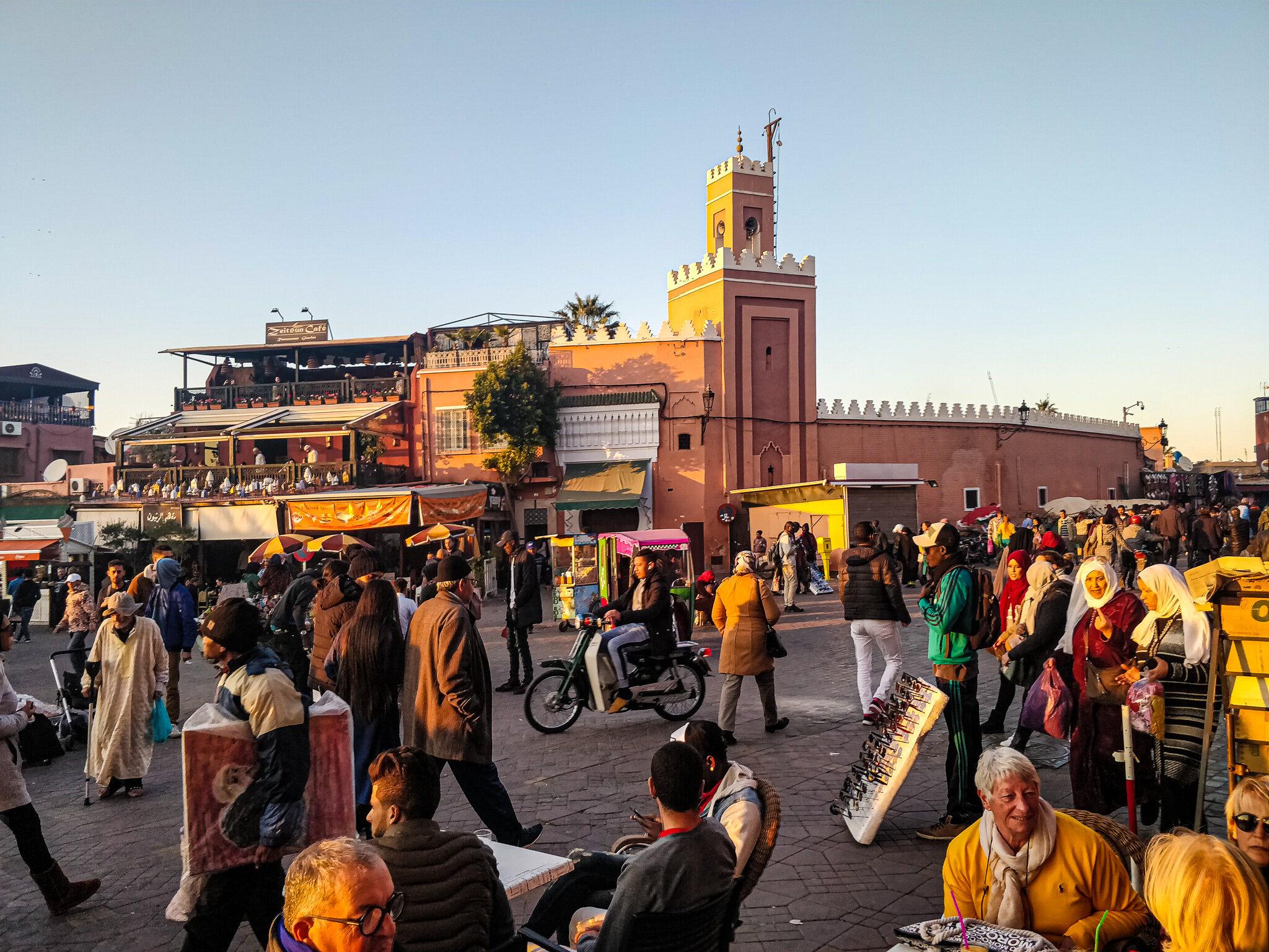 Femeie marocana pentru intalniri)