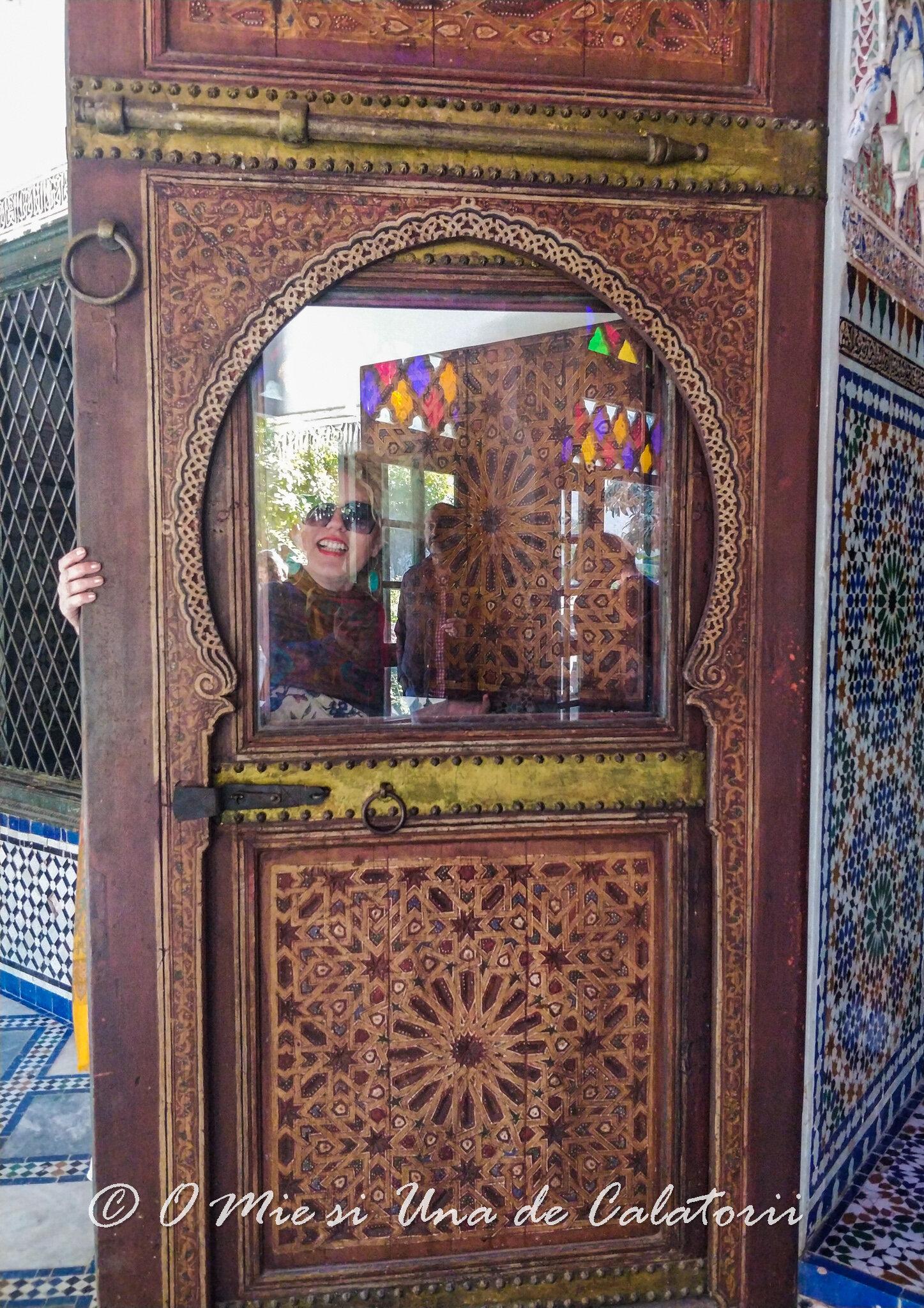 Marocana pentru intalnire)