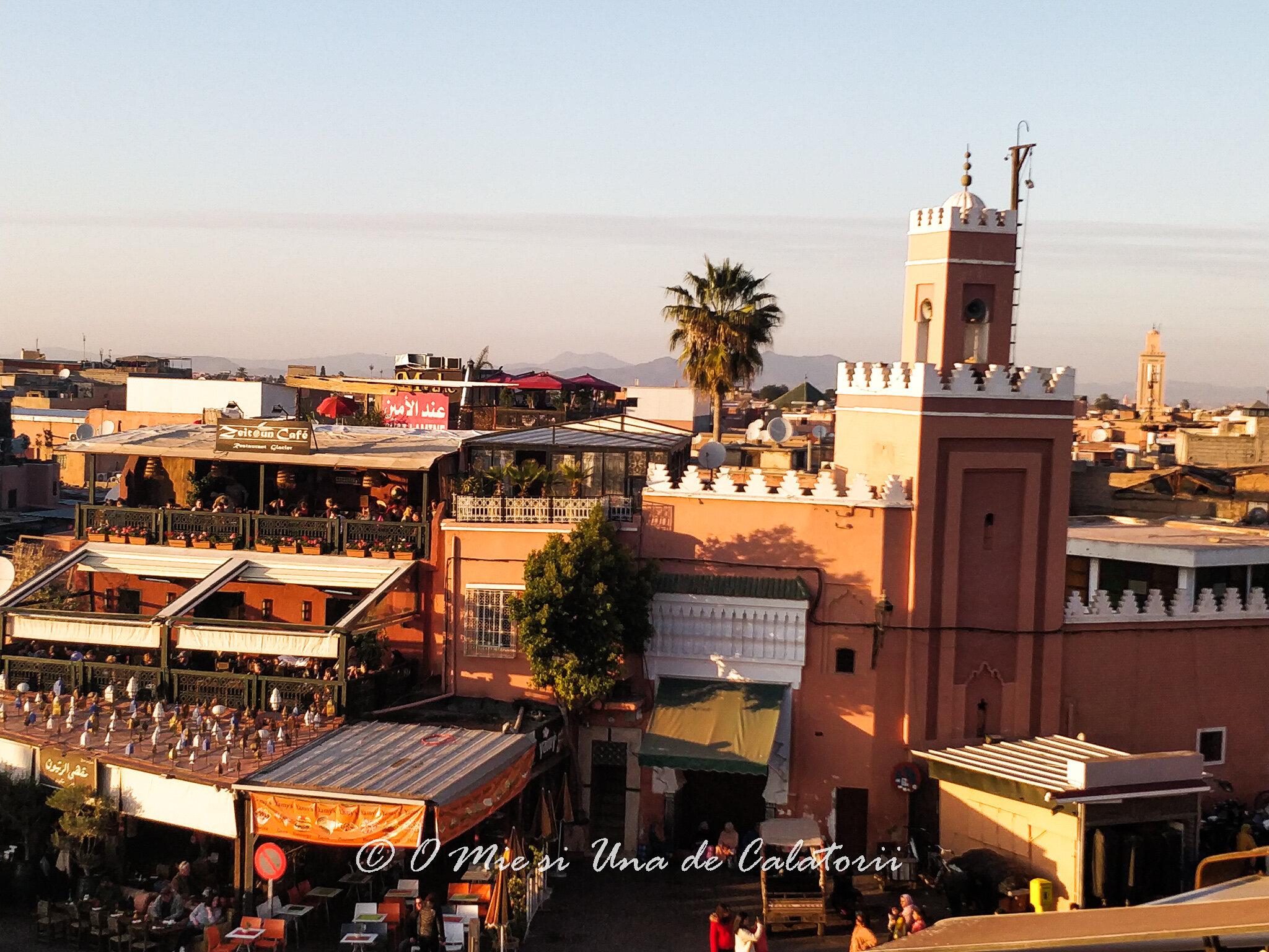 Intalnirea femeii Maroc Marrakech)