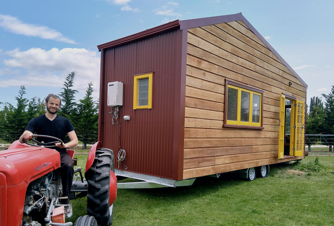 Wee Make Change  Tiny House Trailers & House Design  NZ