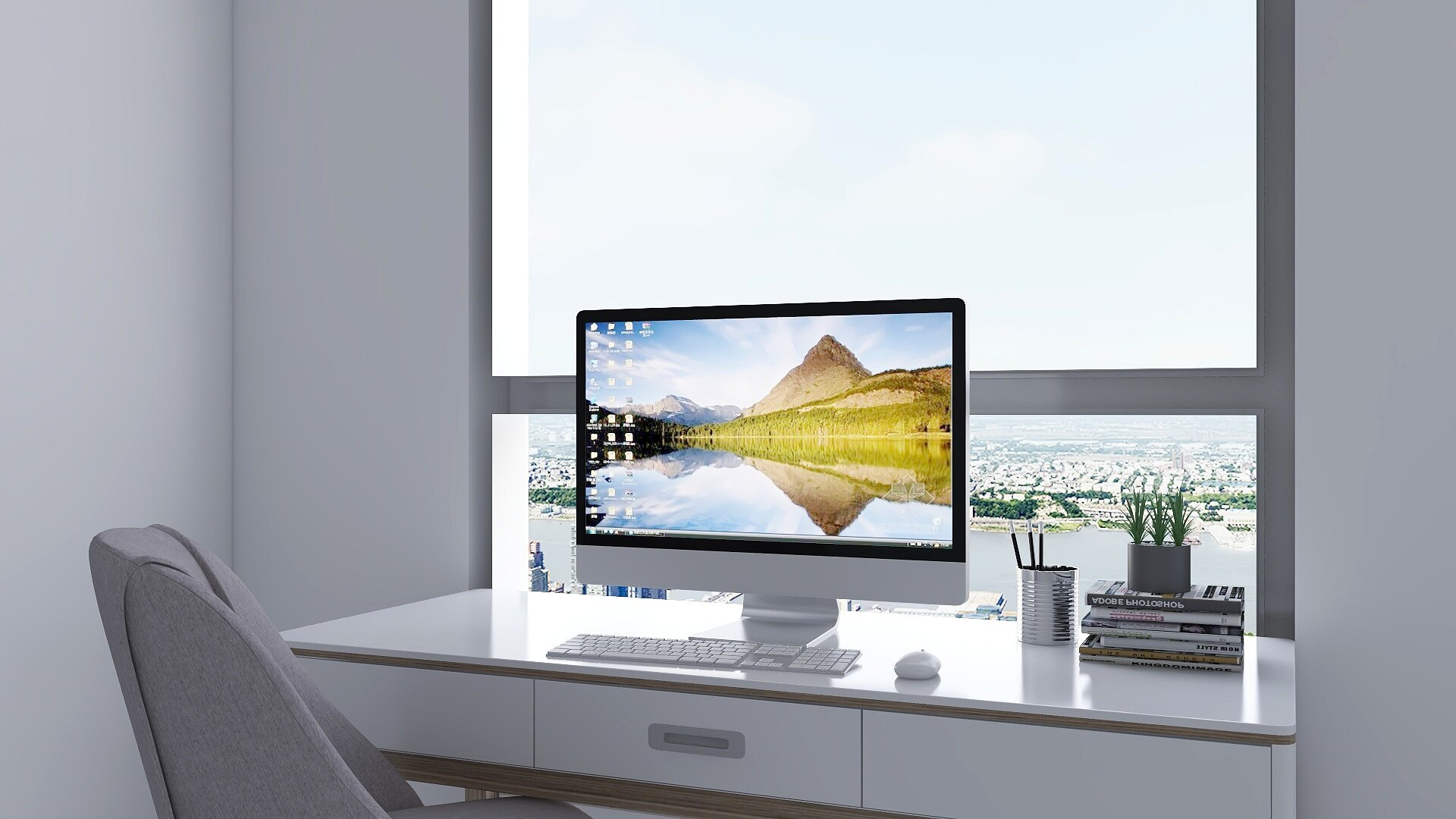 2.Maintain a clutter free area - I find that having an organized desk area and putting things away when I don't need it, helps keeps me focused. Even stacking things in a way to give you more desk room will keep your mind on task instead of the clutter on your desk.