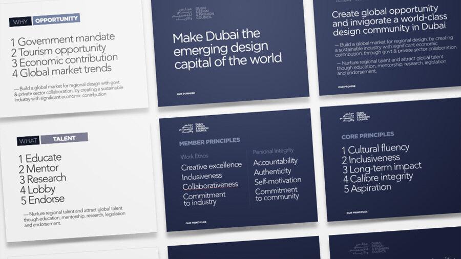 Dubai Design Fashion Council Xische Co