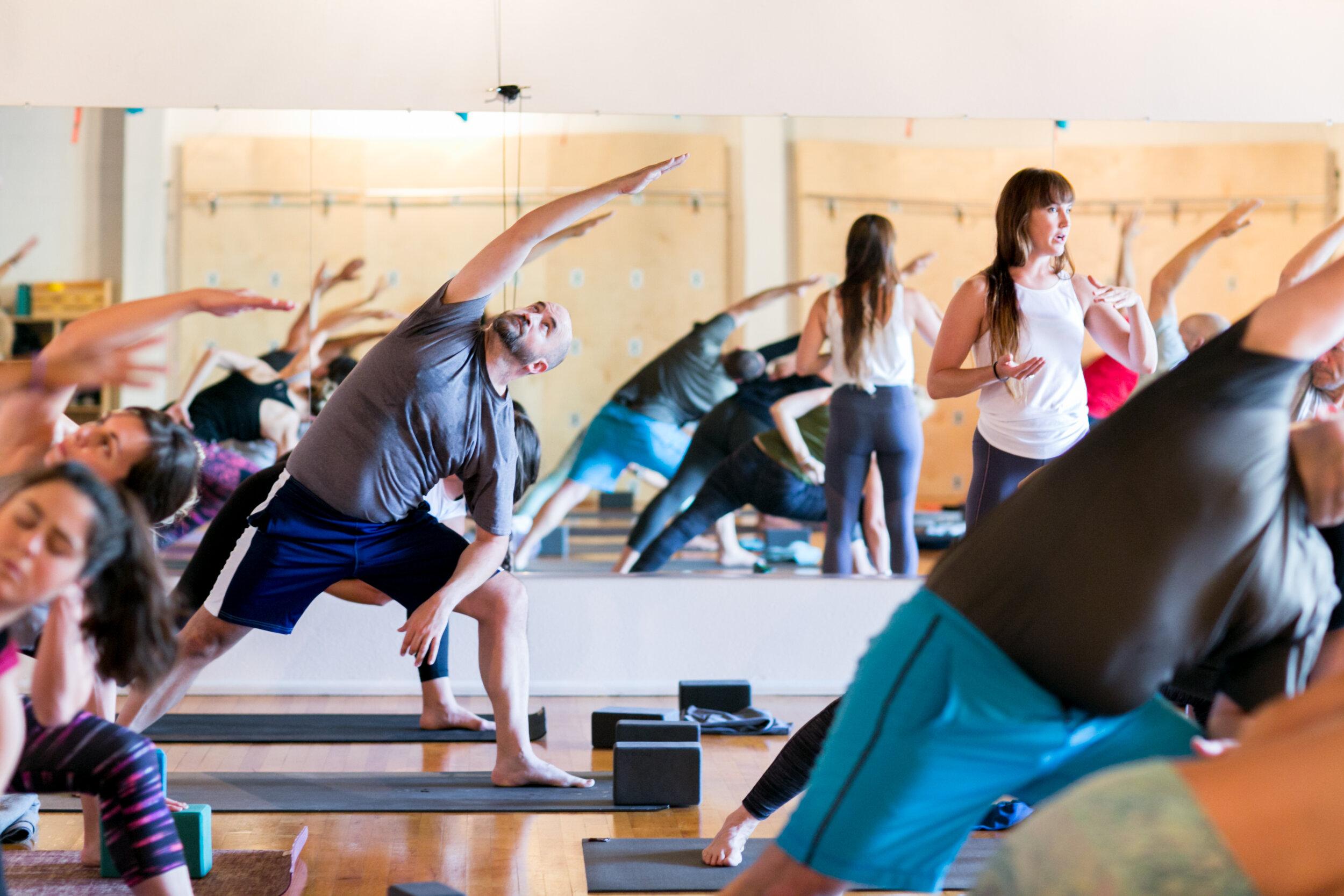Slo Yoga Center