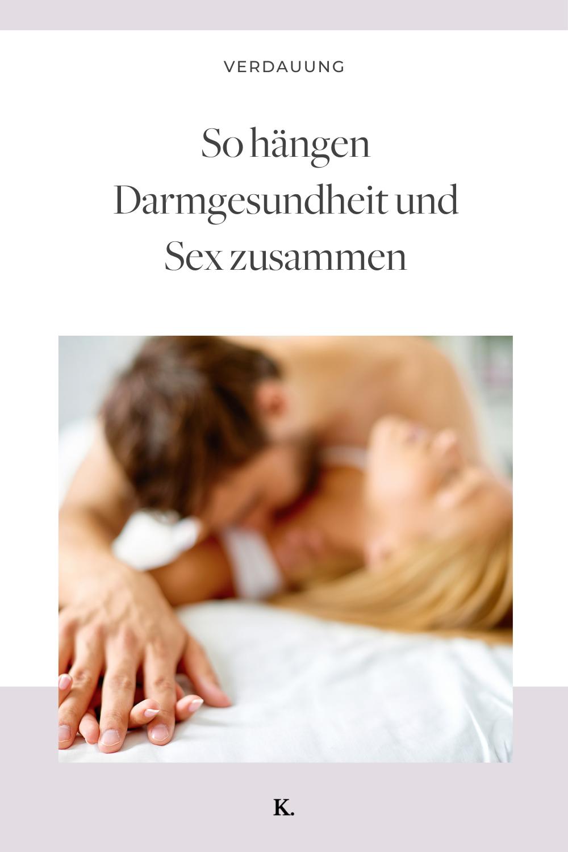 Magen darm durch sex übertragbar