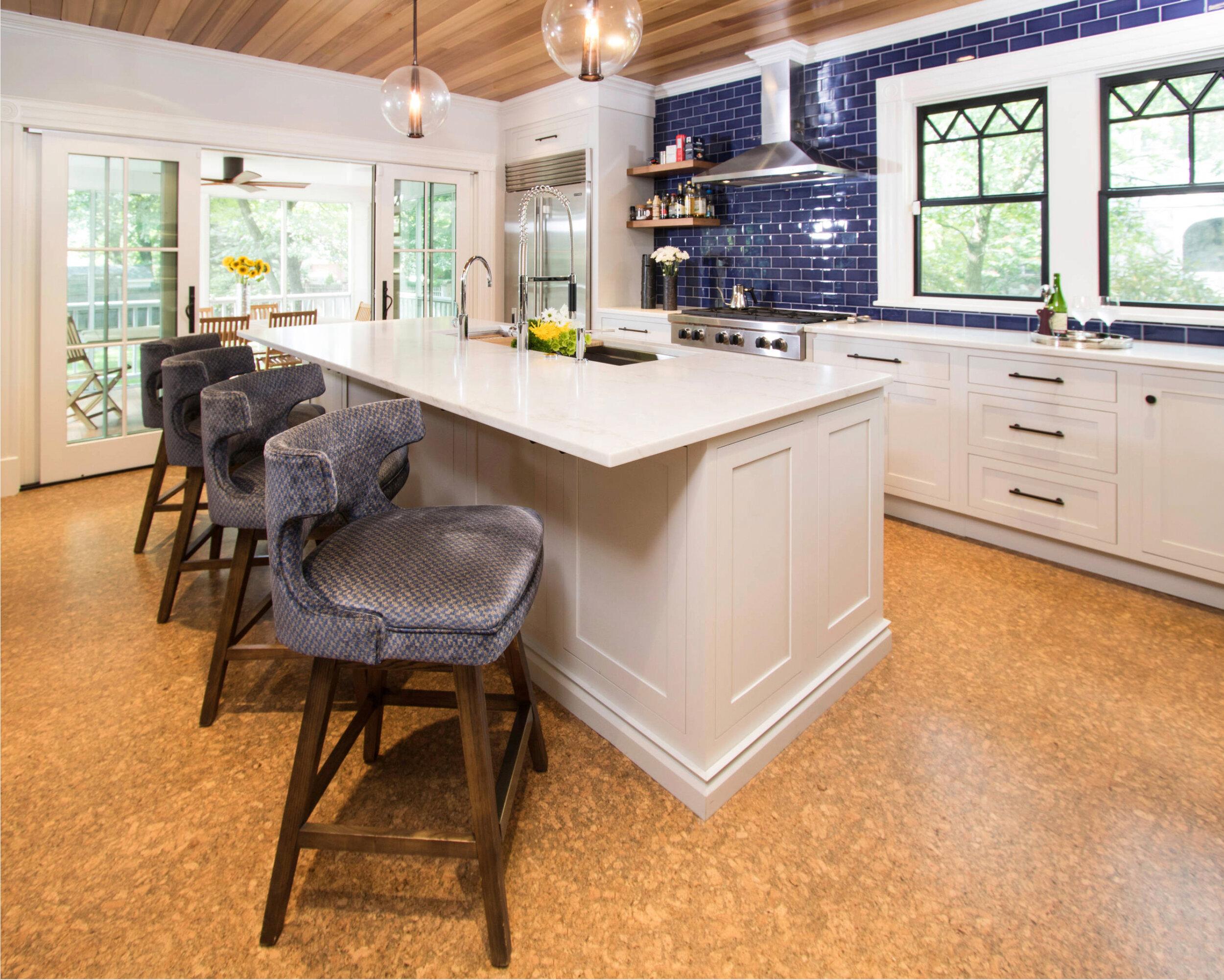 Summit Nj Cooks Kitchen Clawson Cabinets