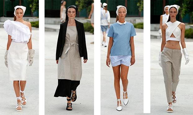 Copenhagen Fashion Week S S15 Designers Remix Nordic Style Mag