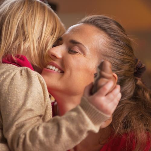 Les rituels d'au-revoir peuvent aider à rassurer votre enfant face à l'inconnu.