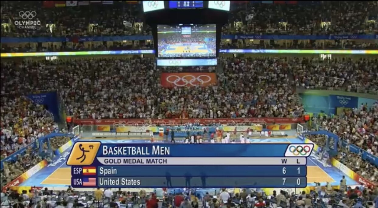2008 olympics basketball usa vs spain full game 2nd half betting