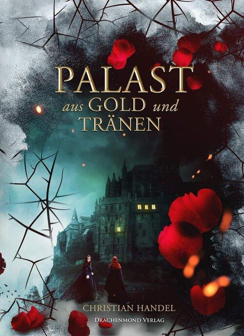 Cover Palast aus Gold und Tränen