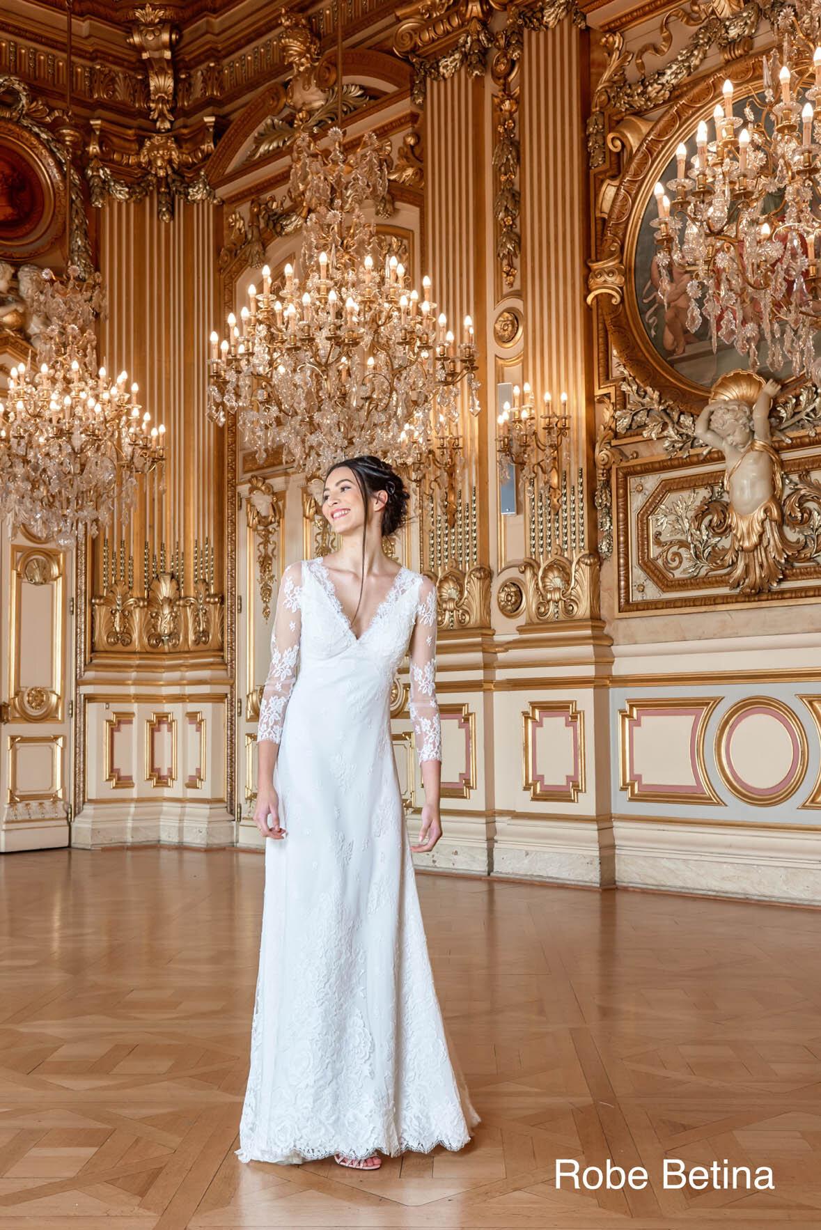 Attrape Reve Max Chaoul Couture Createur De Robes De Mariees