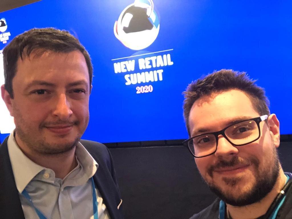 TRIFFT na New Retail Summit, Bratislava