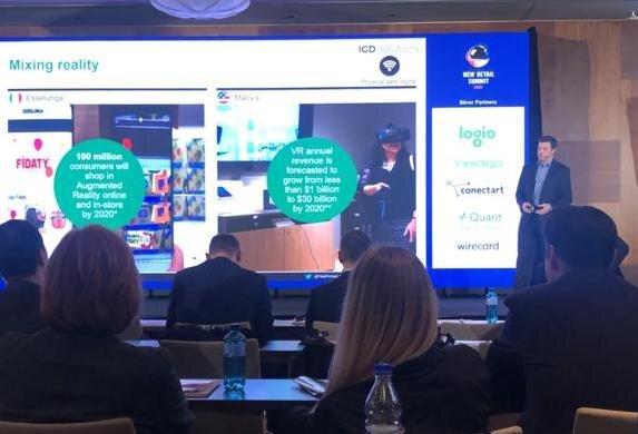 IGD na New Retail Summit Bratislava