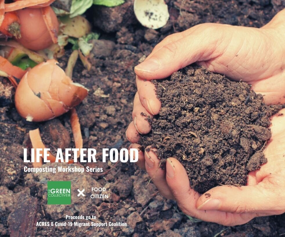 Life After Food - Composting Workshops