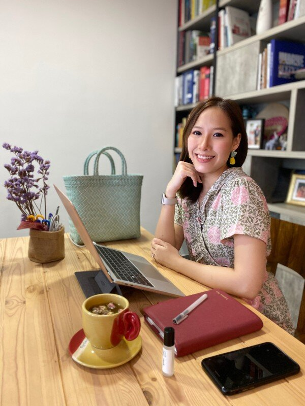 Tiziana Tan's work from home self-care tips