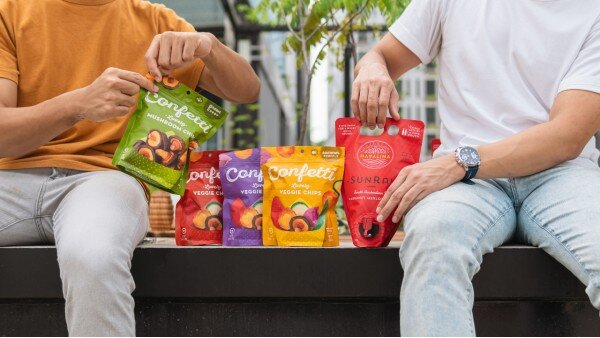 Veggie Chips by Confetti & Sunray by Havalina  (Only available in-store)